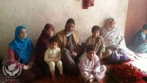 شناسایی و تحت پوشش قرار دادن 70 خانواده