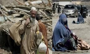 وضعیت اقتصادی مردم افغانستان فلاکت بار است!
