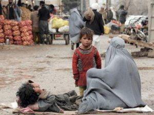 افزایش سطح فقر درافغانستان