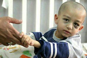 درمان دو طفل سرطانی با کمک بنیاد خیریه کرامت
