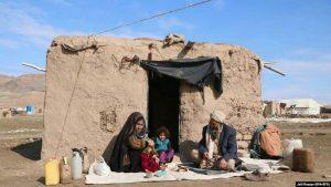 فقر افغانستان