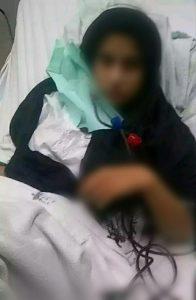 پیوند کلیه دختر یتیم ۱۹ ساله در هرات