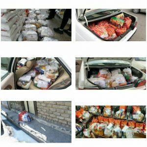 مساعدت بنیاد خیریه کرامت در مشهد