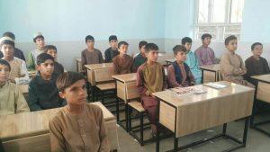دعوت از خیرین عزیز جهت تامین کمک هزینه تحصیلی سالانه حدود 350 دانش آموز نیازمند در شهر قندهار و حومه